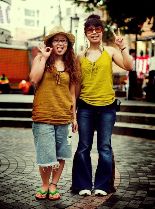 Japanese Street Fashion 10 by Akif Hakan Celebi