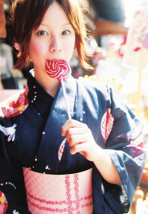 Yukata photographed by G2slp