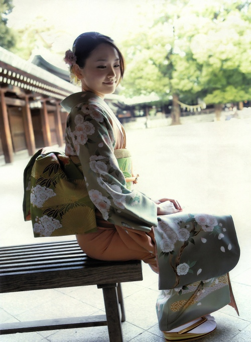 Kimono & Yukata 16 by G2slp