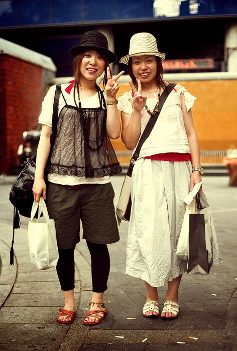 Japanese Street Fashion 3 by Akif Hakan Celebi