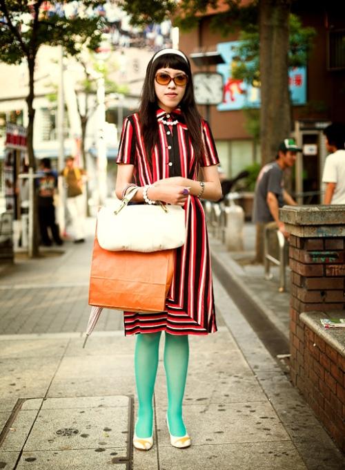 Japanese Street Fashion by Akif Hakan Celebi