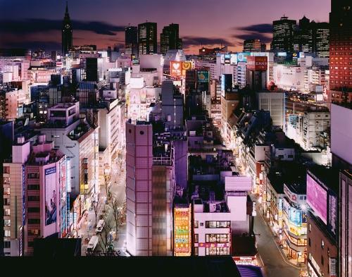 """""""Kabukicho""""  by Shintaro Sato"""