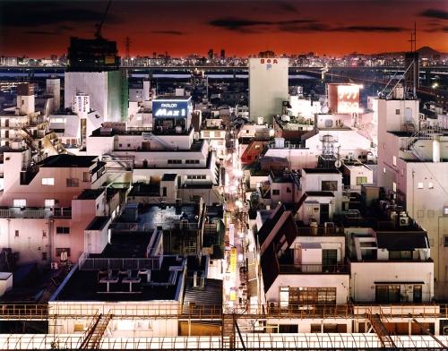 """""""Shinkoiwa Sunset"""" by Shintaro Sato"""